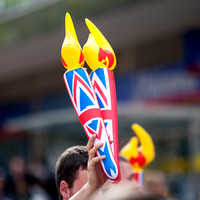 Sheffield Olympic Torch