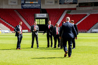 Doncaster business cup 2016