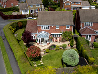 16 May 2016 - aerial shots of 31 Wrenpark Rd for Wilkins Vardy