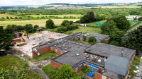 Roofing survey aerial photographs